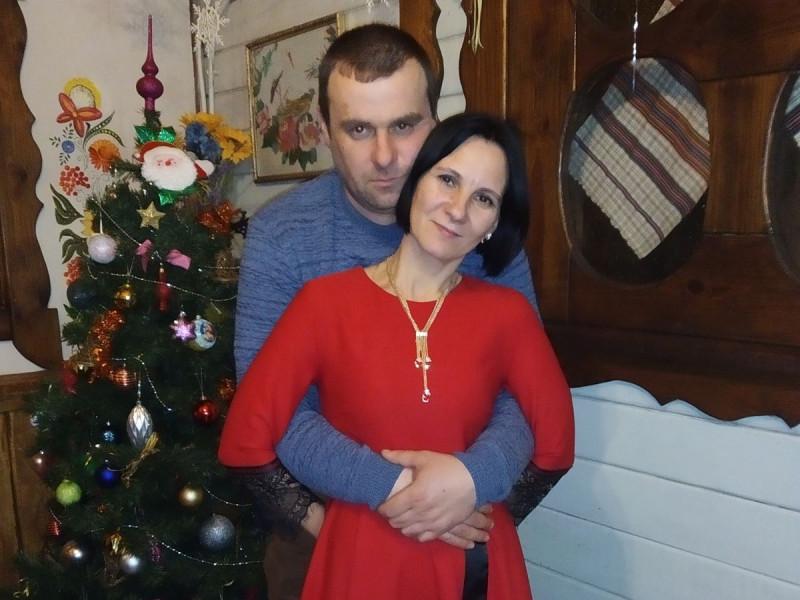 Степан та Руслана Ковальчуки